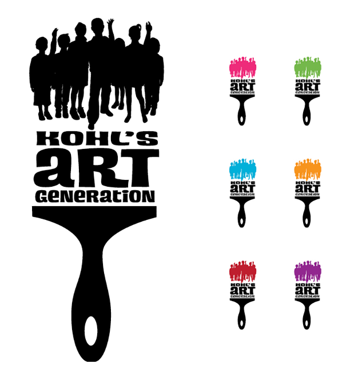 Art Generation Logo Concept for Kohl's