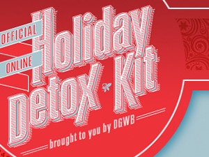 Holiday Detox Kit