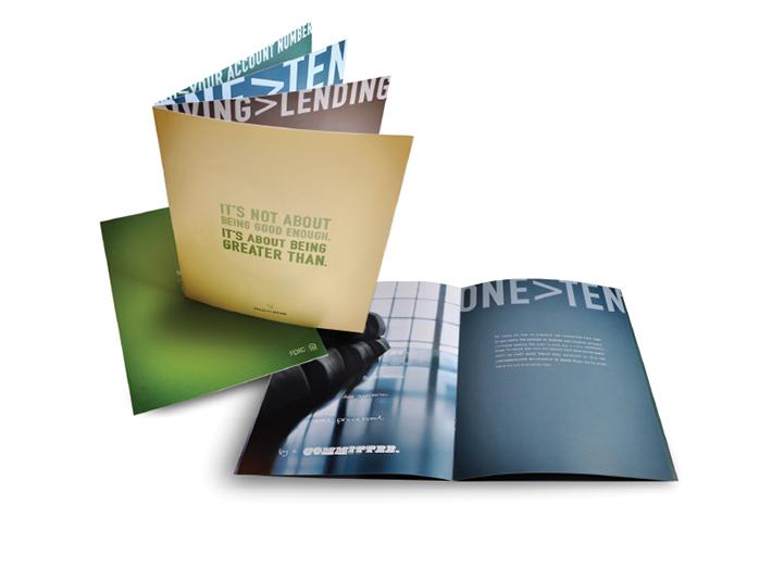 Spring Bank Brochure