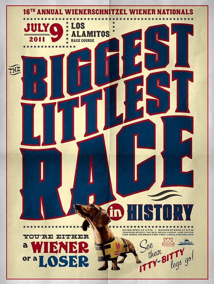 Biggest Littlest Race