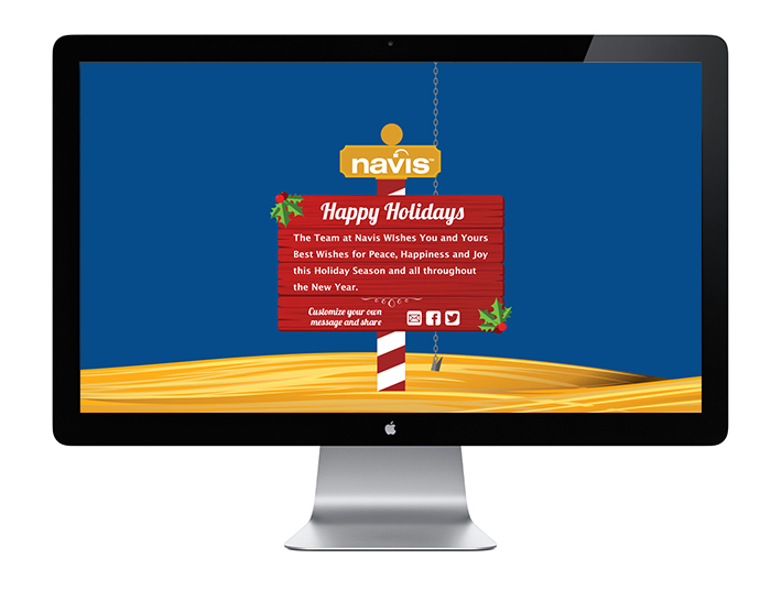 Navis Digital Christmas Card—Bottom
